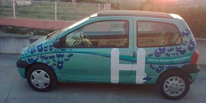 H2 Car - Twingo
