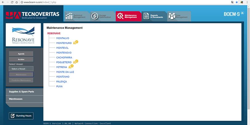 TecnoVeritas installs BOEM-S on Rebonave