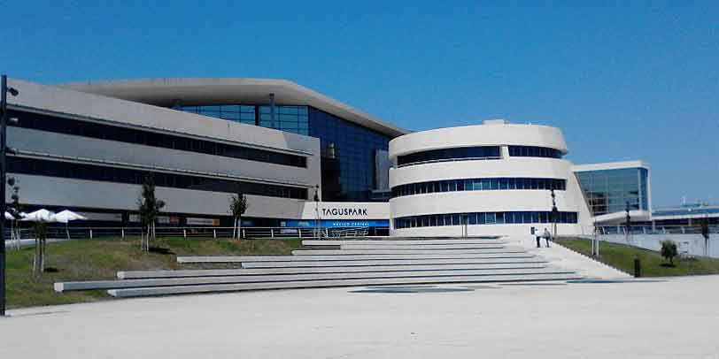 Taguspark, the first home of TecnoVeritas