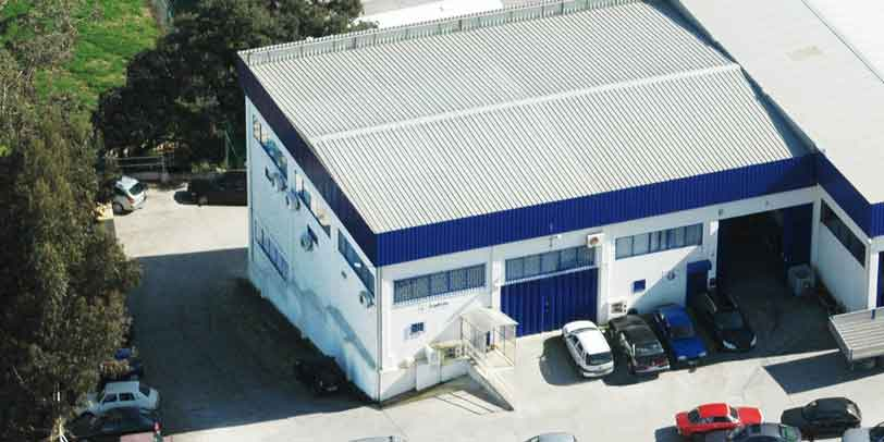 TecnoVeritas' new facilities in Mafra