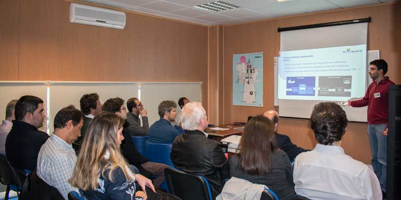 TecnoVeritas hosts the SealTall Project Workshop