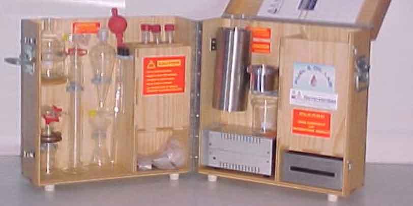 Fuel Lab,um dos primeiros produtos desenvolvidos pela TecnoVeritas