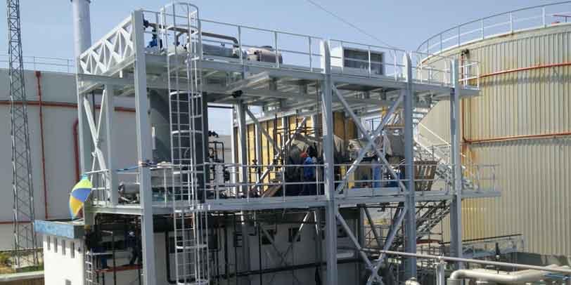Instalações Eco-Oil